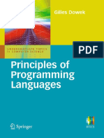 Dowek Principles of Programming Languages c2009