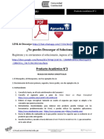 Producto académico N°3 - ECONOMÍA I
