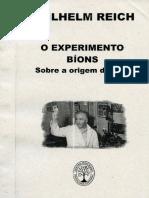 VIDA - ORIGEM - EXPERIMENTO BIONS - WILHELM REICH - 152 FLS.pdf