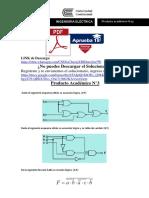 Producto académico N°3 - INGENERÍA ELÉCTRICA