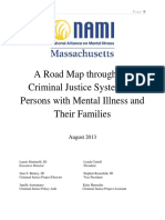 Criminal Justice System Mental Illness Road Map