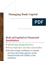 Final Bank Capital