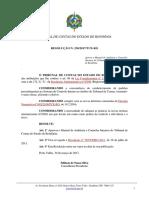 Manual de Auditoria e Controles Internos TCE RO