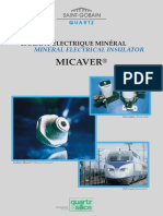 Mineral Electrical Insulator Mivacer