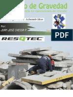 RESQTEC - Articulos Tecnicos,  Centro de Gravedad y su Aplicación en el Rescate Pesado