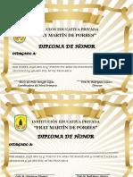 Diplomas de Grados