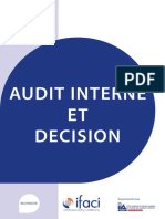 Audit Interne Et Decision Web