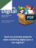 Marketing Digital - Conexão Sebrae