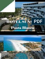 Ángel Marcano - Hotel Sunsol Punta Blanca