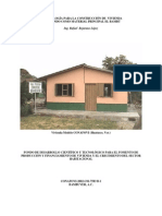 Meotodologia Construccion Casa - Bejarano BAMBUVER - 2002