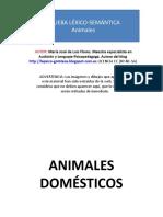 Prueba Lexico-semantica Animales P-1
