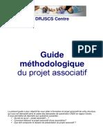 Guide Methodologique Projet Associatif