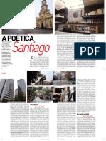 Reportaje Revista Brasil Travel News CHILE