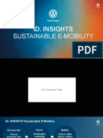 ID INSIGHTS Sustainable E-Mobility
