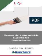 Sistema de Juntas Invisibles Superboard