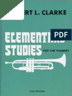 Herbert L. Clarke Elementary Studies.pdf