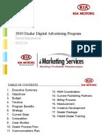 Automotive Digital Marketing; Tier 3 (Dealer) Advertising