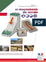 Prévention Mouvement Terrain 2012