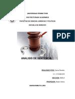 Analisis de Sentencia Carina Rendon.docx