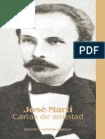 Jose Marti Cartas