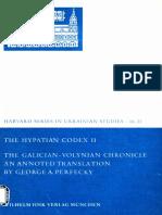 Hypatian Codex