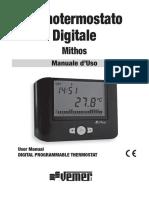 Manuale VE328100 Mithos Bianco