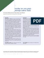 Lesiones Producidas en Una Pista de Patinaje Sobre Hielo Publicado APUNTS
