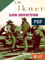 Faulkner - Los invictos