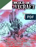 Círculo de Lovecraft Nº11 - Especial Thomas Ligotti
