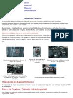 Montaje y Mantenimiento de Sistemas Hidráulico y Neumático