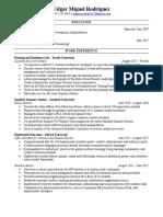rodriguez resume