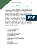 Prosa Didactica Juan Manuel