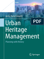 (the Urban Book Series) Anna Maria Colavitti (Auth.)- Urban Heritage Management_ Planning With History-Springer International Publishing (2018)