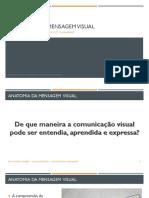 Anatomia Da Mensagem Visual