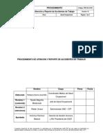 PRO-SLO-002 Pro de Atención y Reporte de Acc. 2