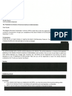 Krystle Caputo NPCA Contract
