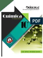 Química 10 - Un Enfoque práctico. Didáctica Edición 2018-2
