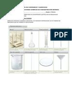 Guía N°5 Preparación de disoluciones Químicas