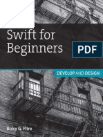 Swift for Beginners.pdf