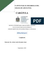 Documento de Apoyo Finanzas i Unidad II