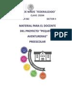 Pequeñas-Aventureras Preescolar v0