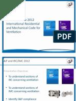Irc Imc Sp Solutions 2012