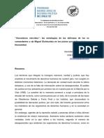 González Leegstra Cintia - Las Estrategias de Las Defensas de Los Ex Comandantes y de M Etchecolaz en Los Juicios