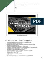 #Como Reparar TV's de Plasma