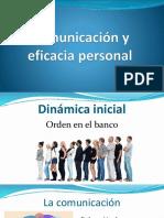 Comunicación y eficacia personal