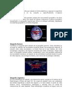 Geografía Física Geografía Humana