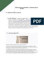 11.Estandares Para Señalización de Seguridad y Comunicación de Peligro.