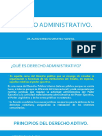 Derecho Administrativo-Alirio Ernesto Orantes