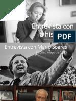 Mario Soares - Edinson Alba