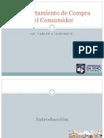 Clase 1. Introducción y Fundamentos Del Consumidor